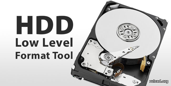 HDD Low Level Format Tool (4.40)