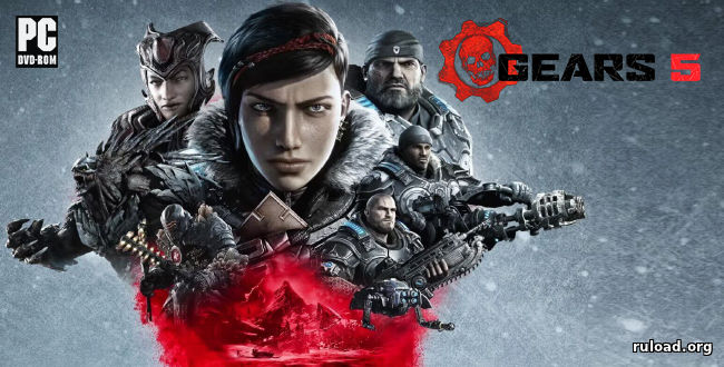 Gears 5 | Ultimate Edition + Multiplayer