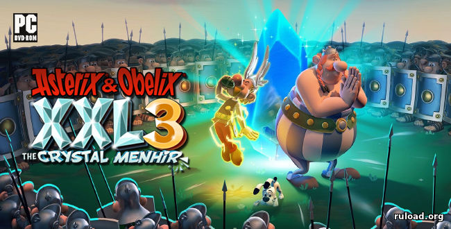 Asterix and Obelix XXL 3 The Crystal Menhir (2019)