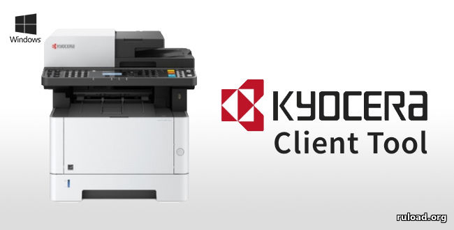 Kyocera Client Tool