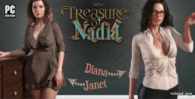 Of nadia treasure