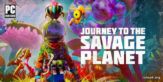 Journey to the Savage Planet | Repack