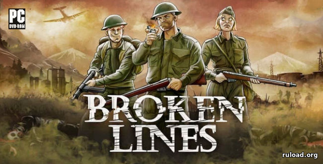 Broken Lines +The Dead and the Drunk Update