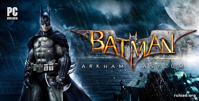 Batman Arkham Asylum Game of the Year Edition