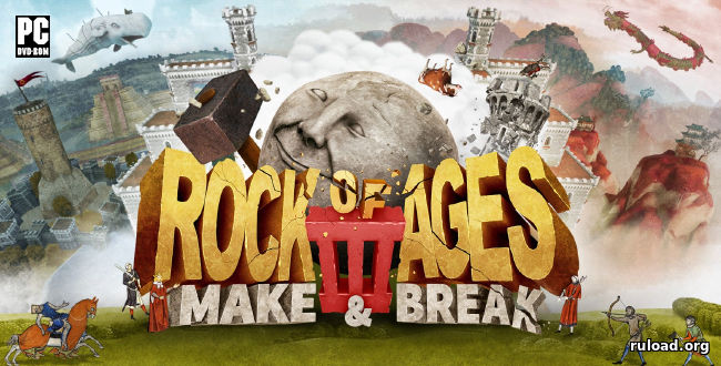 Rock of Ages 3 Make and Break