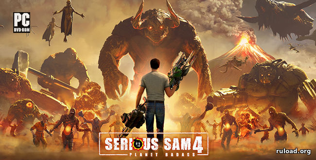 Serious Sam 4 | Deluxe Edition