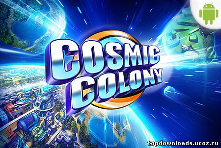Cosmic Colony для android