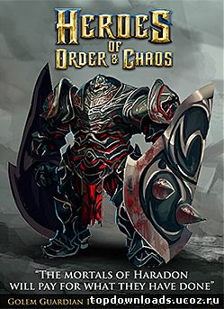Герой Heroes of Order & Chaos для android