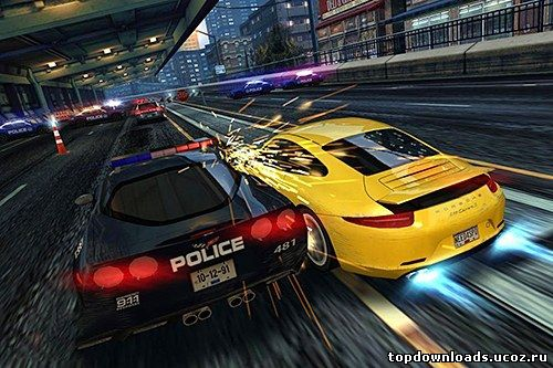Скриншот из Need for Speed: Most Wanted