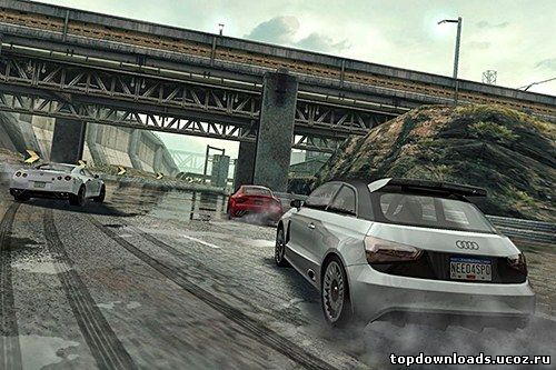 Геймплей Need for Speed: Most Wanted