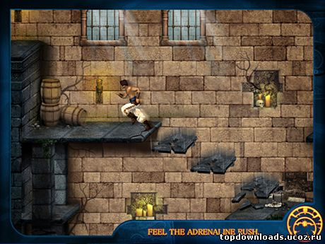 Скриншот из Prince of Persia Classic для android