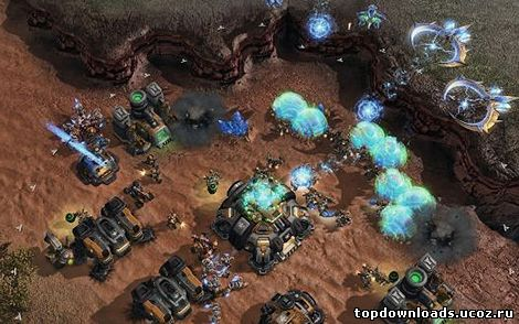 Скриншот из StarCraft 2: Heart of the Swarm
