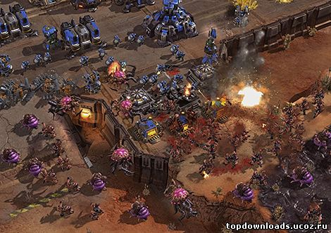 Геймплей StarCraft 2: Heart of the Swarm