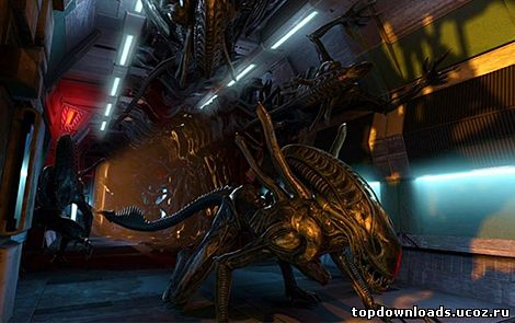 Игра Aliens: Colonial Marines для PC