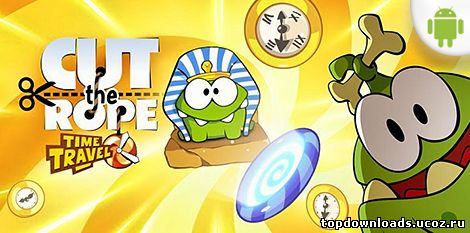 Cut the Rope: Time Travel на android