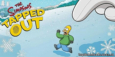 The Simpsons: Tapped Out на android скачать