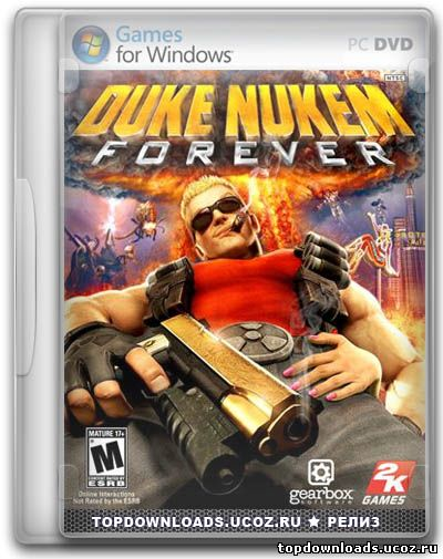 Скачать Duke Nukem Forever (PC)