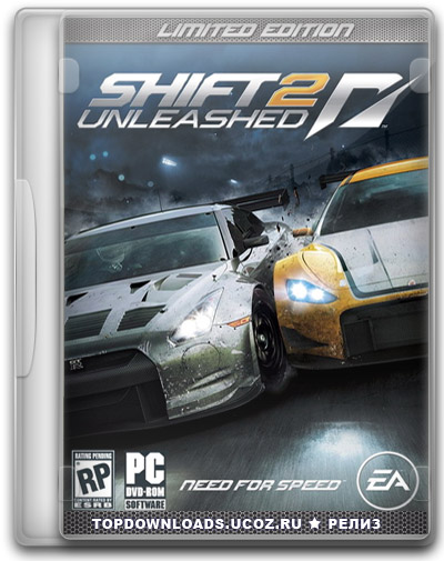 Скачать Need for Speed Shift 2: Unleashed
