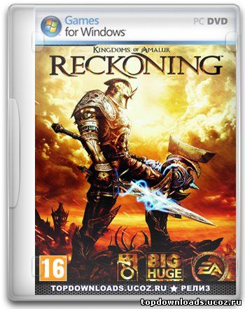Скачать игру Kingdoms of Amalur: Reckoning для PC