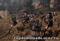 Скриншот игры The Lord of the Rings: War in the North для PC