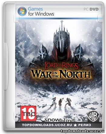 Скачать игру The Lord of the Rings: War in the North бесплатно для PC