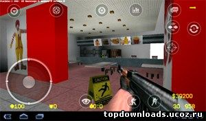 Скриншот из игры Counter strike для android - Critical Strike
