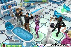 Скриншот зрелище Sims 0 FreePlay для того Android