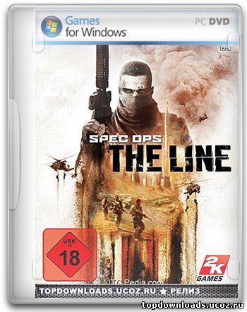 Скачать Spec Ops: The Line (PC)